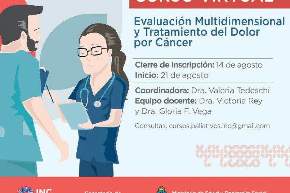 Evaluación Multidimensional y Tratamiento del Dolor por Cáncer