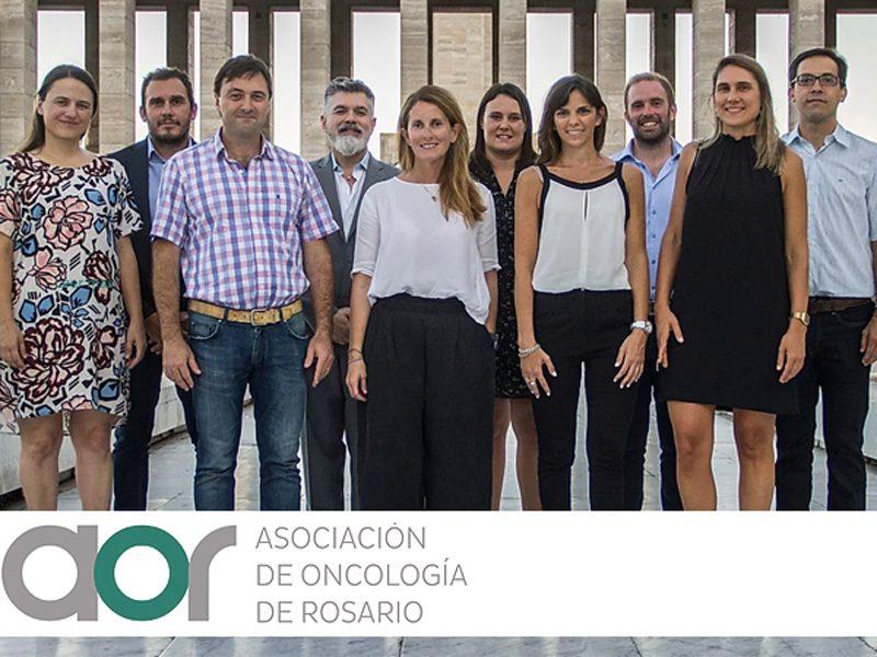 Nuevas autoridades de la Asociación de Oncología de Rosario