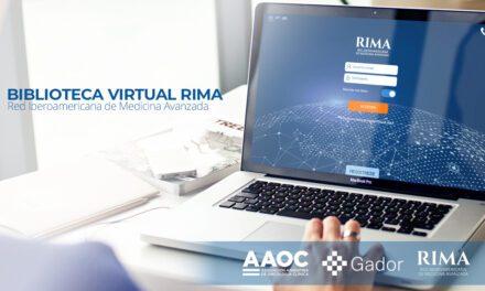 Acceso a la Biblioteca Virtual RIMA