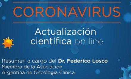 Actualización Científica COVID-19 | 30/04/2020