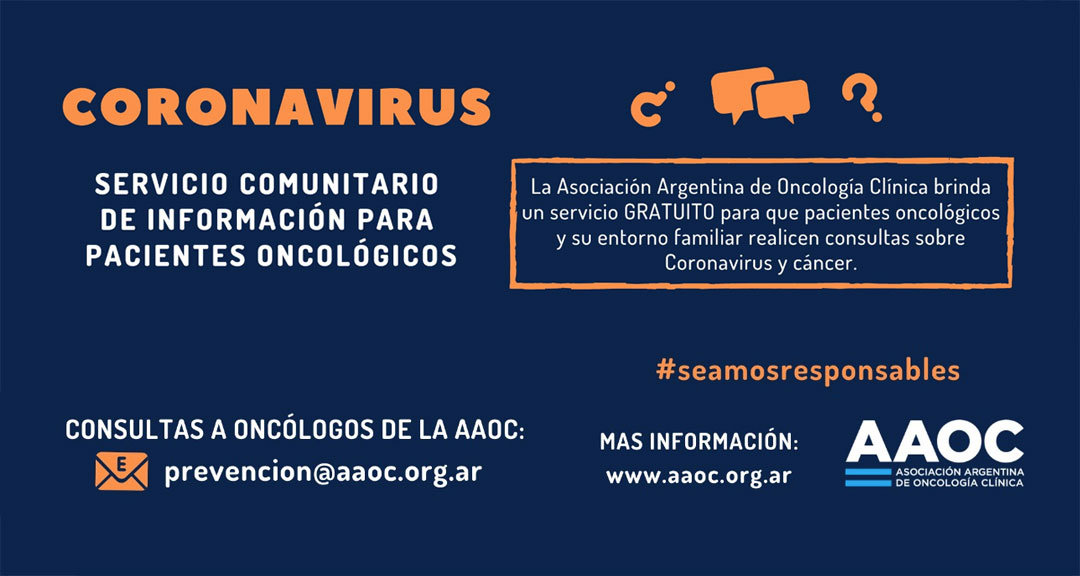 Servicio Comunitario de Información para Pacientes Oncológicos