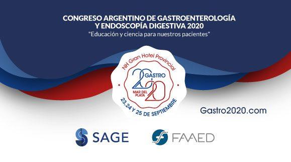 Congreso Argentino de Gastroenterología y Endoscopía Digestiva 2020