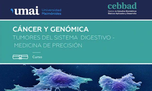 Cáncer y Genómica: Tumores del Sistema Digestivo. Medicina de Precisión
