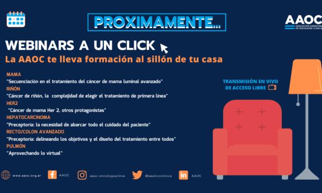 Webinars a un Click