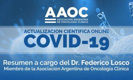 Actualización Científica COVID-19 | 12/05/2020