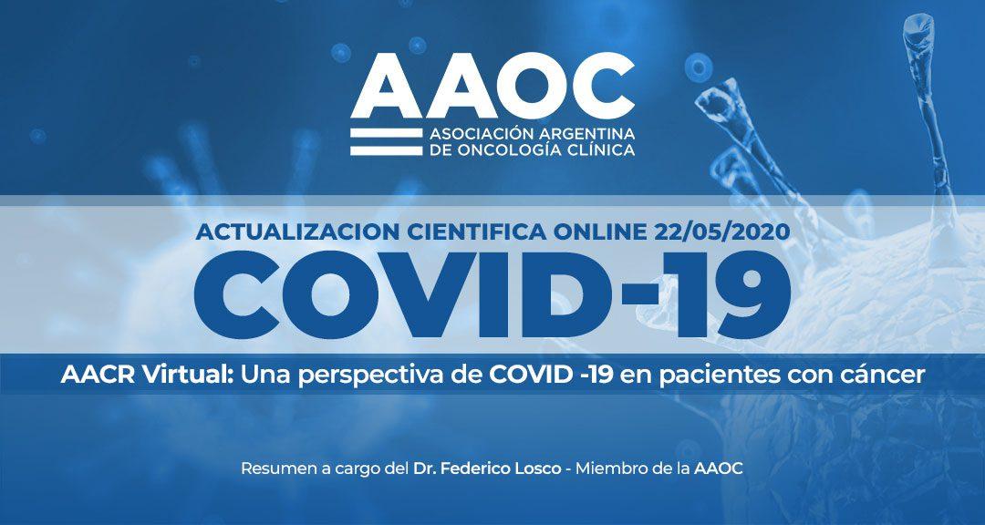 Actualización Científica COVID-19 | 22/05/2020