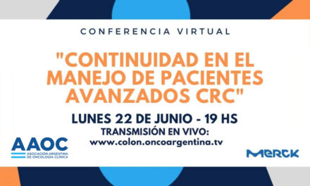 Conferencia Virtual: Lunes 22 de Junio – 19.00 horas