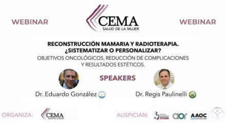 Reconstrucción Mamaria y Radioterapia, ¿sistematizar o personalizar?
