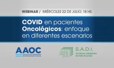COVID en pacientes oncológicos: enfoque en diferentes escenarios