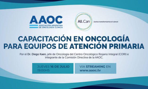 Oncología para Equipos de Atención Primaria