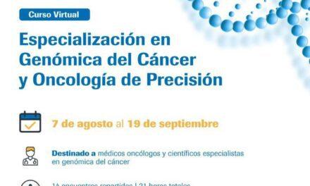 Especialización en Genómica del Cáncer y Oncología de Precisión