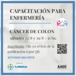 Capacitación en Enfermería Oncológica