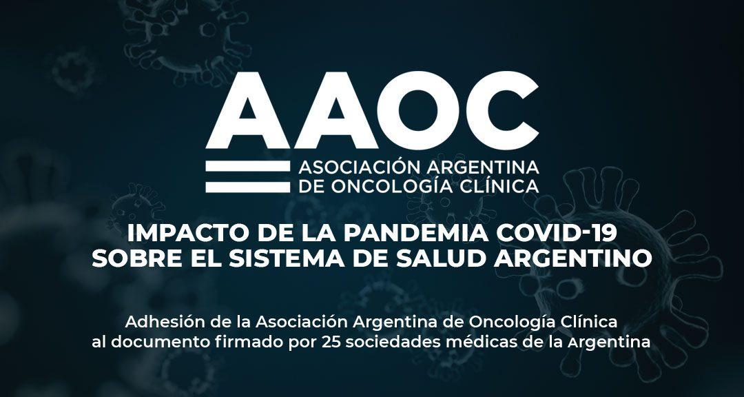 «Impacto de la Pandemia Covid 19 sobre el Sistema de Salud Argentino»