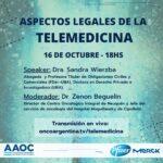 «Aspectos Legales de la Telemedicina»
