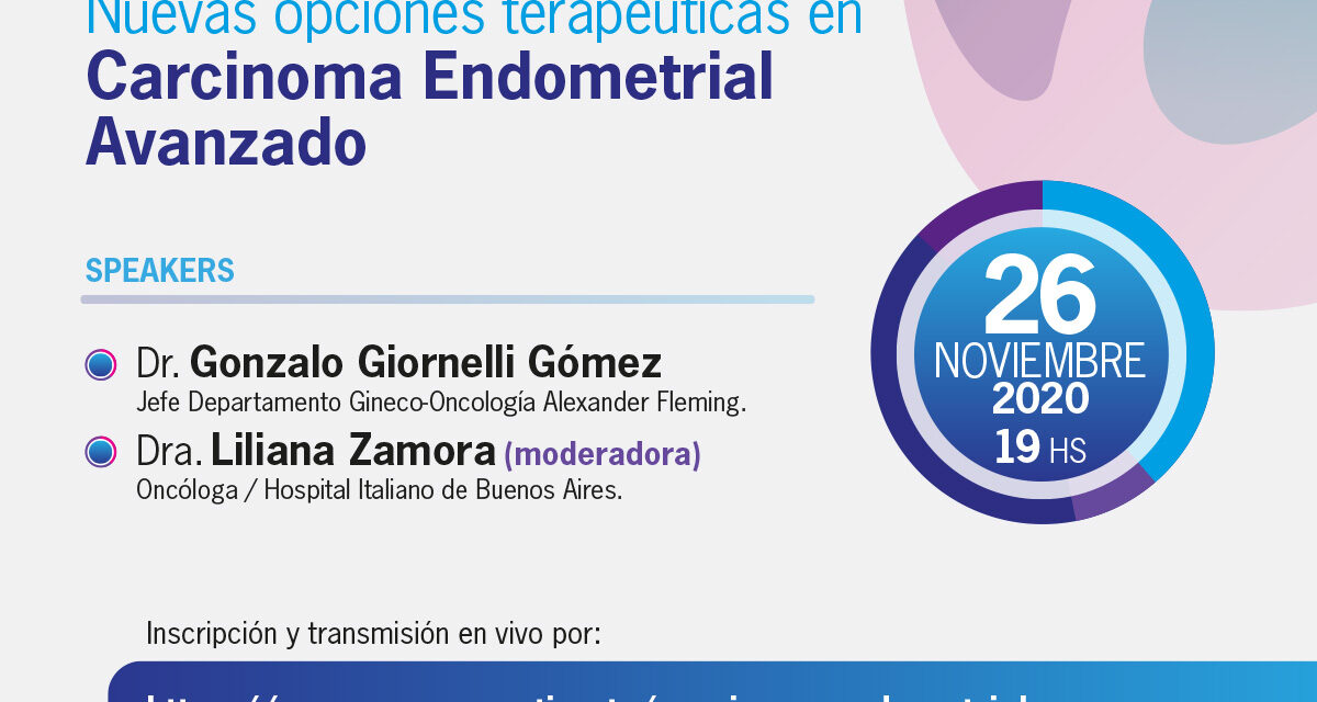 Carcinoma Endometrial Avanzado