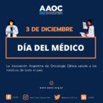3 de diciembre – Día del Médico
