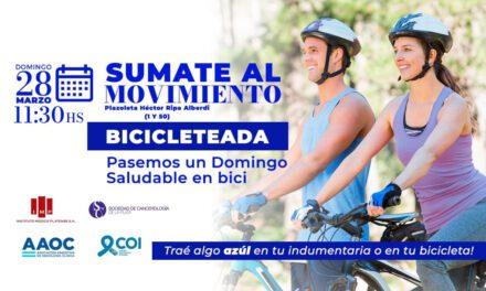 Bicicleteada en La Plata