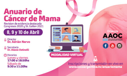 Anuario de Cáncer de Mama