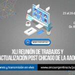 Post Chicago 2021 – Reunión Anual de Trabajos