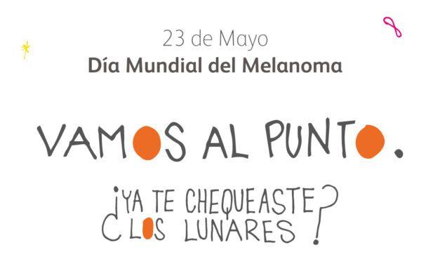 23 de mayo – Día Mundial del Melanoma