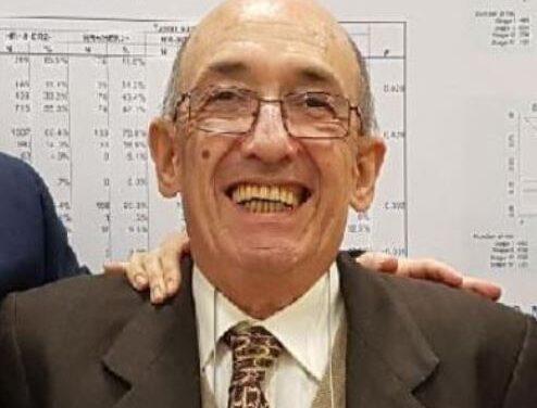 Homenaje de la AAOC al Dr. Bernardo Leone