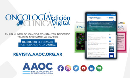 Revista Oncología Clínica Edición Digital