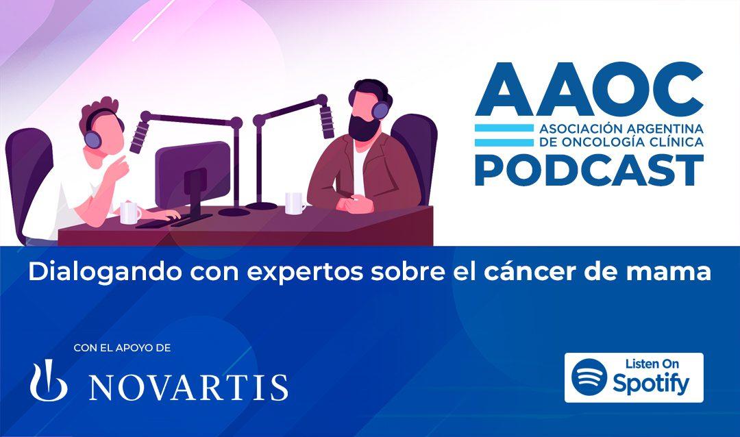 Dialogando con expertos sobre el cáncer de mama
