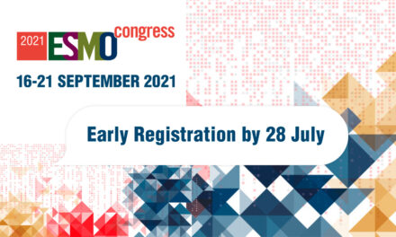 ESMO 2021 | 16 al 21 de Septiembre
