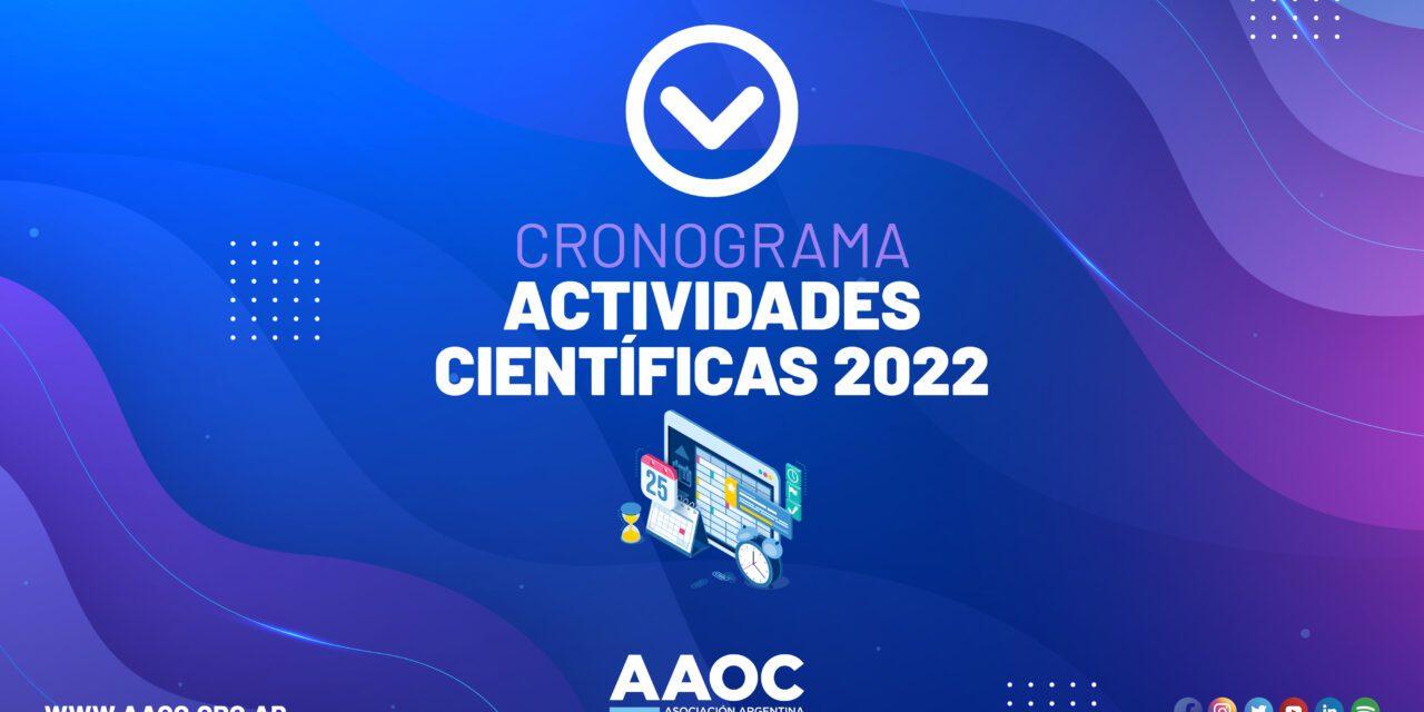 Actividades Científicas 2022